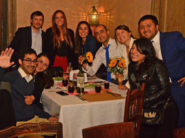 El matrimonio de An Ja Bo y Mariano en Santiago, Santiago 46