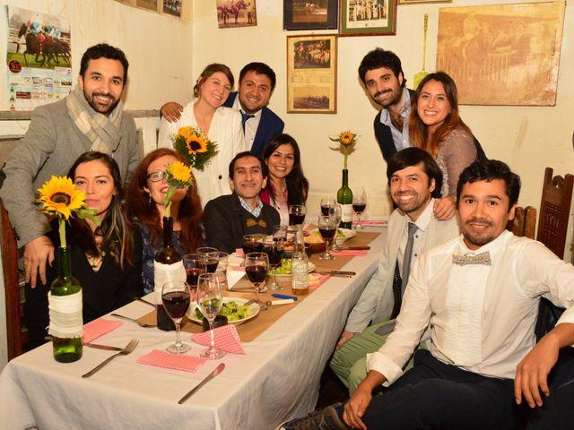 El matrimonio de An Ja Bo y Mariano en Santiago, Santiago 47