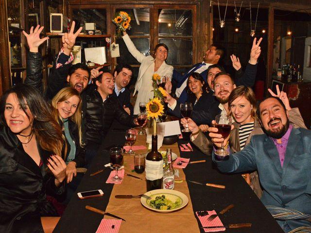 El matrimonio de An Ja Bo y Mariano en Santiago, Santiago 48