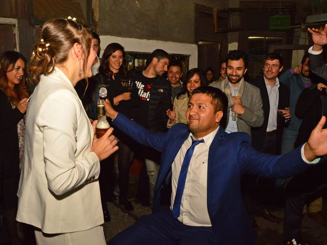 El matrimonio de An Ja Bo y Mariano en Santiago, Santiago 54
