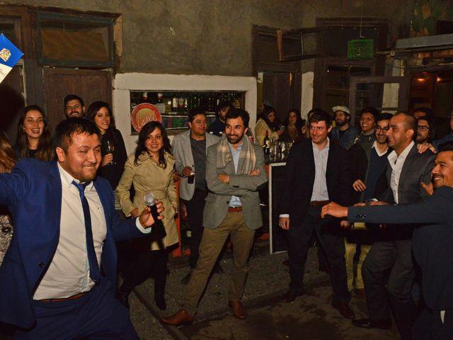 El matrimonio de An Ja Bo y Mariano en Santiago, Santiago 55
