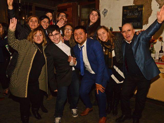 El matrimonio de An Ja Bo y Mariano en Santiago, Santiago 58