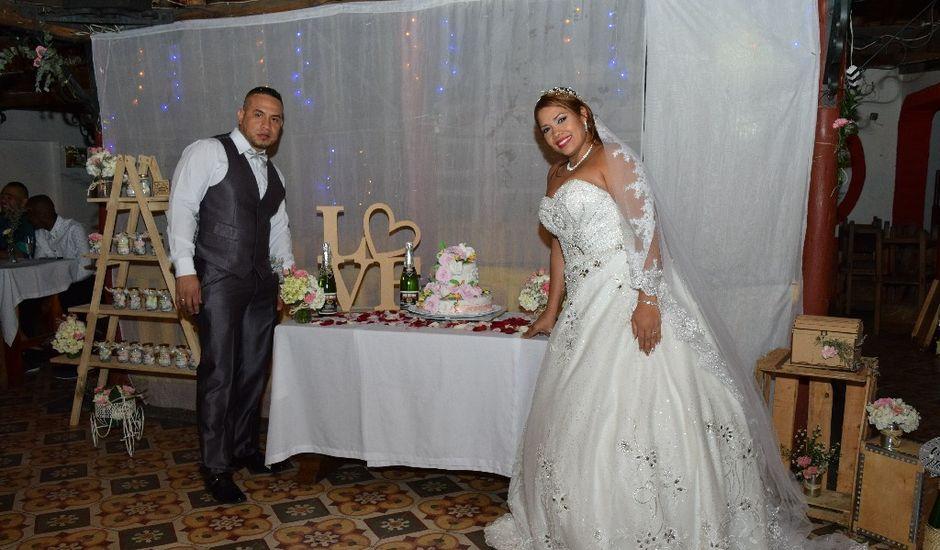 El matrimonio de Jhon  y Julieth en Colina, Chacabuco
