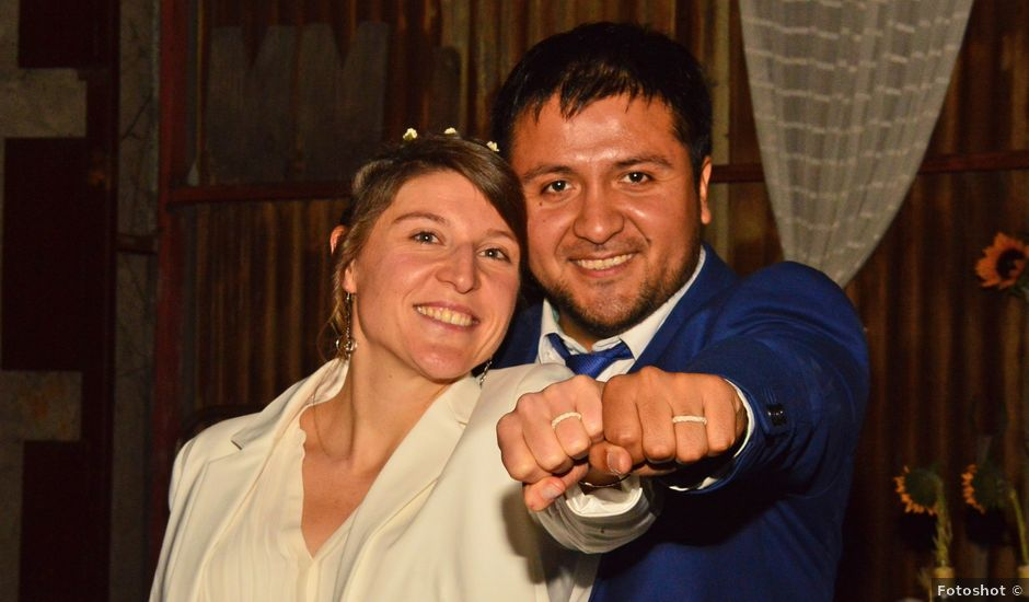 El matrimonio de An Ja Bo y Mariano en Santiago, Santiago