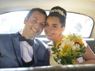 El matrimonio de Margareth  y Pascal