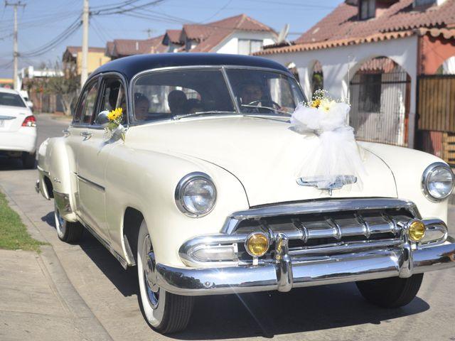 El matrimonio de Pascal  y Margareth  en La Serena, Elqui 2