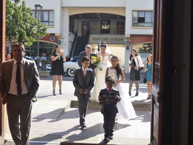 El matrimonio de Pascal  y Margareth  en La Serena, Elqui 7