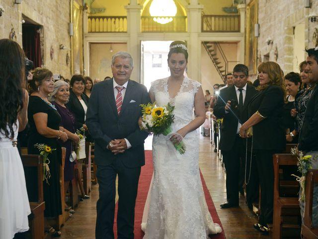 El matrimonio de Pascal  y Margareth  en La Serena, Elqui 9