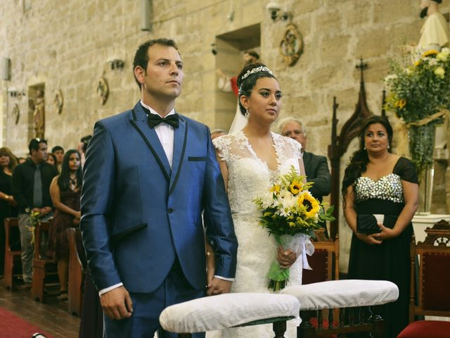 El matrimonio de Pascal  y Margareth  en La Serena, Elqui 11