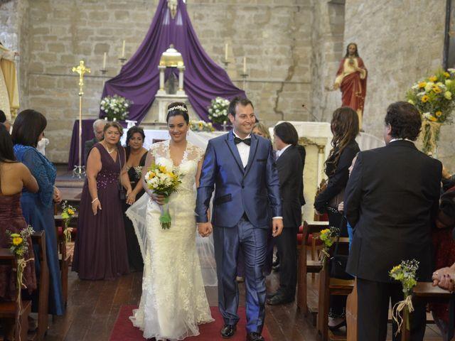 El matrimonio de Pascal  y Margareth  en La Serena, Elqui 14