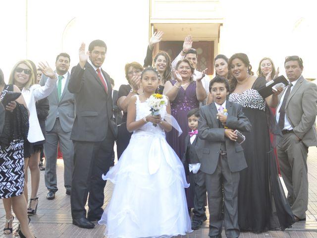 El matrimonio de Pascal  y Margareth  en La Serena, Elqui 20