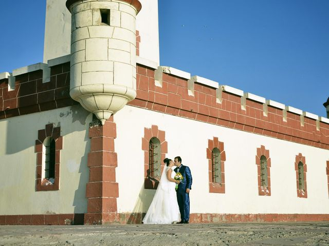 El matrimonio de Pascal  y Margareth  en La Serena, Elqui 24