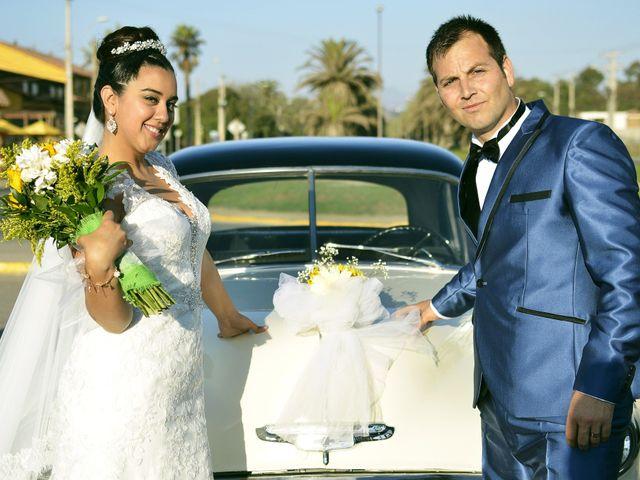El matrimonio de Pascal  y Margareth  en La Serena, Elqui 27