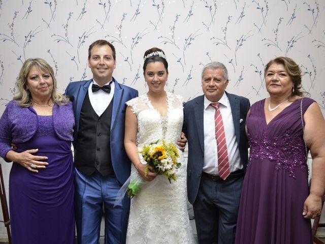 El matrimonio de Pascal  y Margareth  en La Serena, Elqui 38