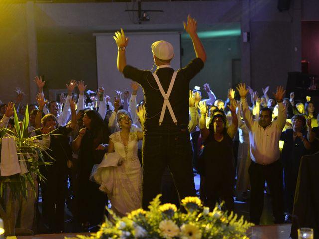 El matrimonio de Pascal  y Margareth  en La Serena, Elqui 55