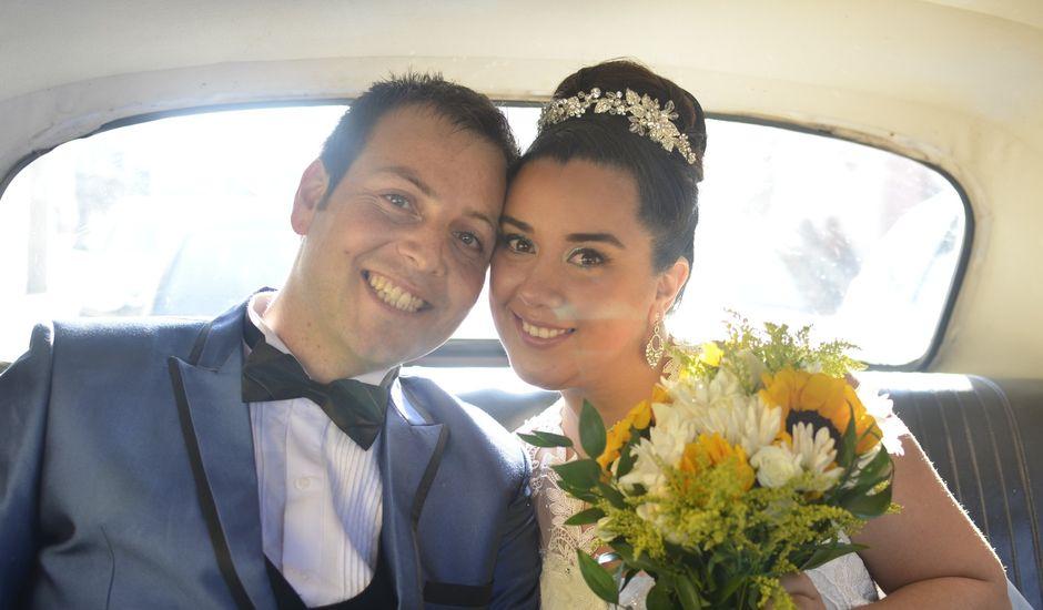 El matrimonio de Pascal  y Margareth  en La Serena, Elqui