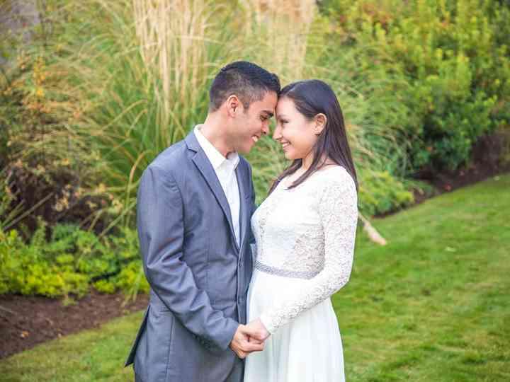 El matrimonio de Mariannys y Simón