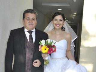 El matrimonio de Yasna  y Francisco 1