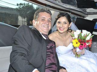 El matrimonio de Yasna  y Francisco 2
