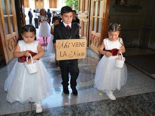El matrimonio de Yasna  y Francisco 3