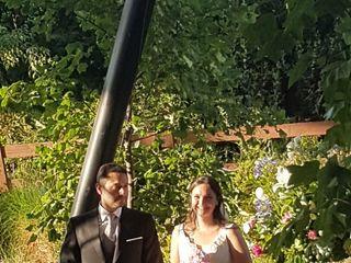 El matrimonio de Josefina y Sebastián 3