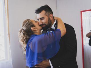 El matrimonio de Camila y Diego 2