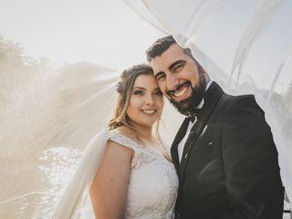 El matrimonio de Camila y Diego