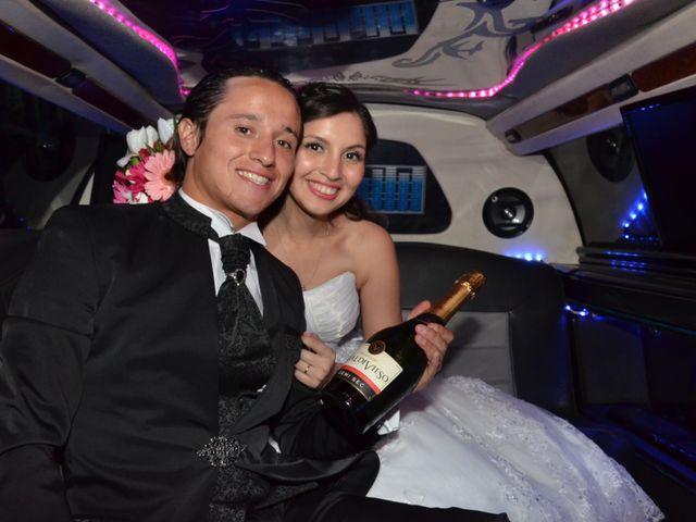 El matrimonio de Yasna  y Francisco