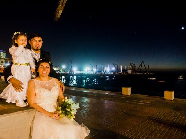 El matrimonio de Maribel y Axel