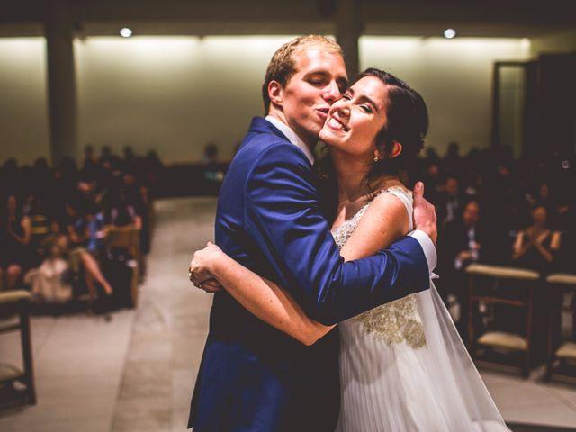 El matrimonio de Valentina y Ignacio
