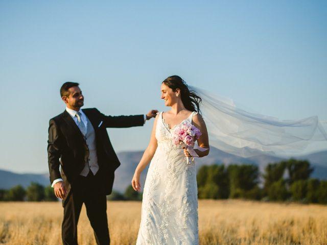 El matrimonio de Josefina y Sebastián