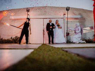 El matrimonio de Solange y Francisco 3