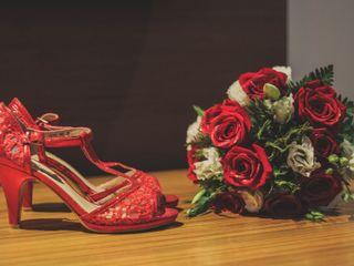 El matrimonio de Claudia y José luis 1