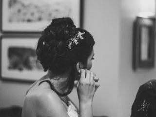 El matrimonio de Claudia y José luis 2