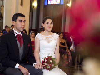 El matrimonio de Cristal y Felipe 2