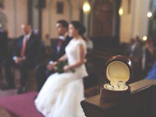 El matrimonio de Cristal y Felipe 3