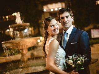 El matrimonio de Stefanie y Felipe