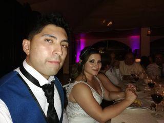 El matrimonio de Ana María y Víctor