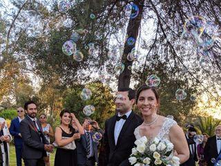 El matrimonio de Macarena y Ambrosio 1