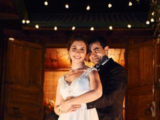 El matrimonio de Macarena y Ambrosio 2