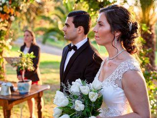 El matrimonio de Macarena y Ambrosio 3