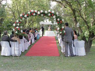 El matrimonio de Andrea y Eduardo  3