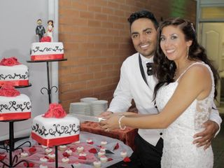 El matrimonio de Andrea y Eduardo