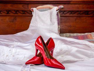 El matrimonio de Cristina y Francisco 1