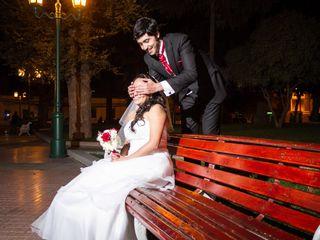 El matrimonio de Julia y Roberto 1