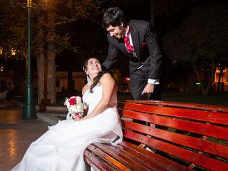 El matrimonio de Julia y Roberto 2