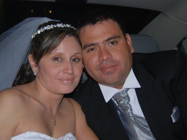 El matrimonio de Julia y Roberto