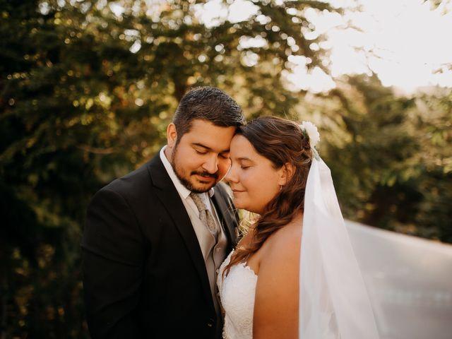 El matrimonio de Liz y Manuel