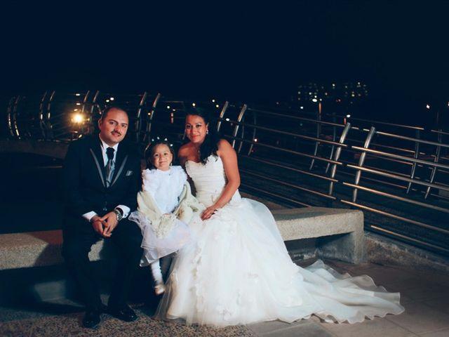 El matrimonio de Carolina y Gino