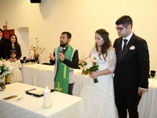 El matrimonio de Pamela y Juan 1